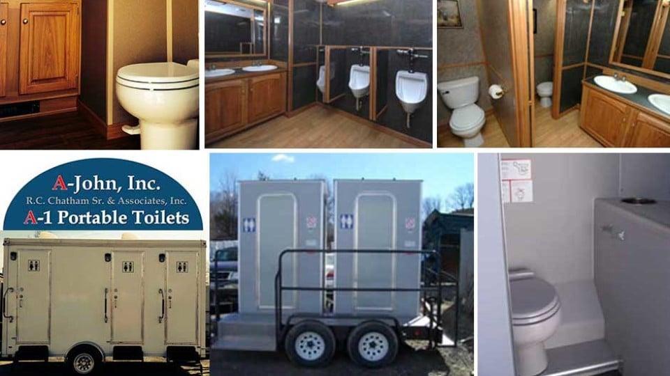 Beau Solar Portable Restroom Rentals